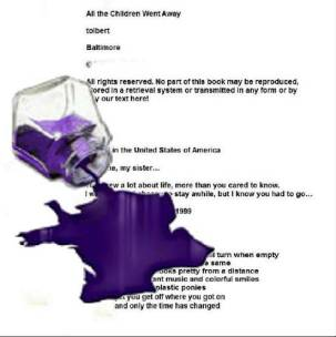 purple poetry