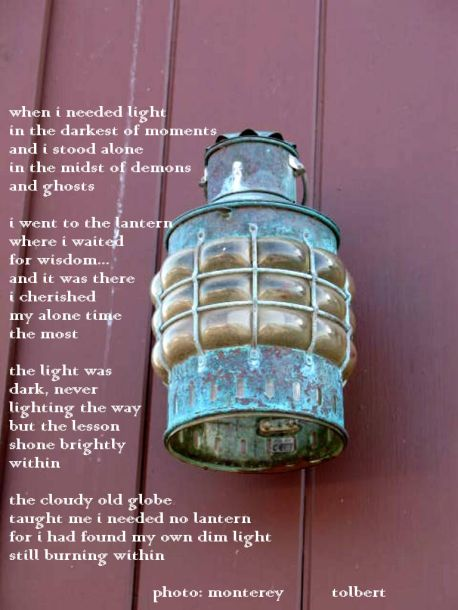 monterey lamp post