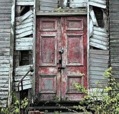 protected door